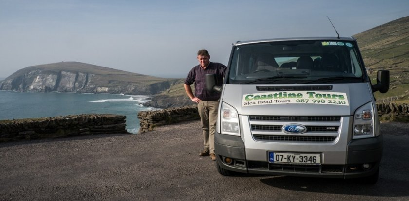 Car Tour in Dingle with John O'Connor