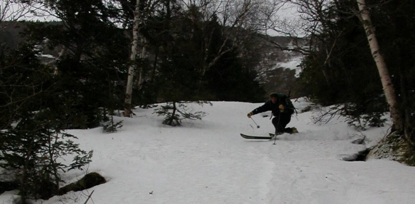 Backcountry Skiing in New York