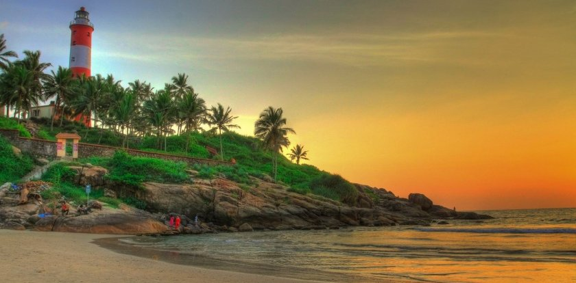 Beach Tour in Varkala