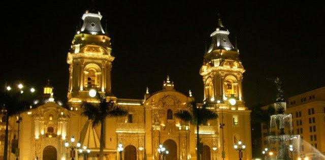 Heritage-History Tour in Lima