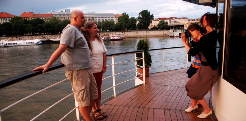 Boat Tour in Budapest