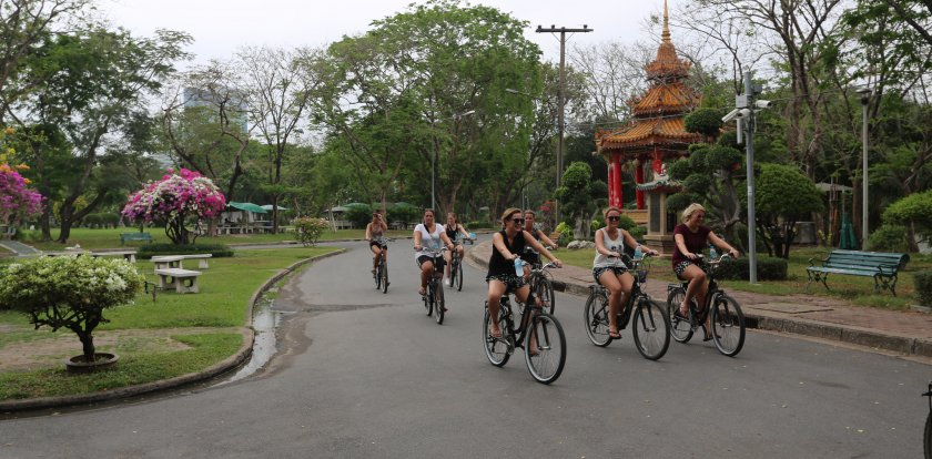 Bike Tour in Bangkok