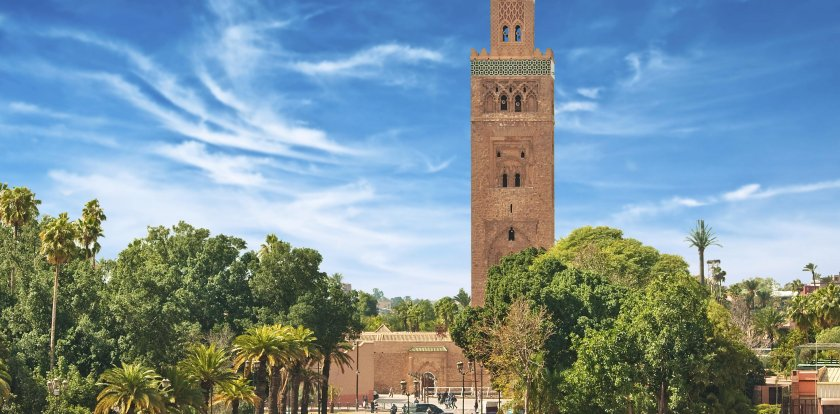 Walking Tour in Marrakech