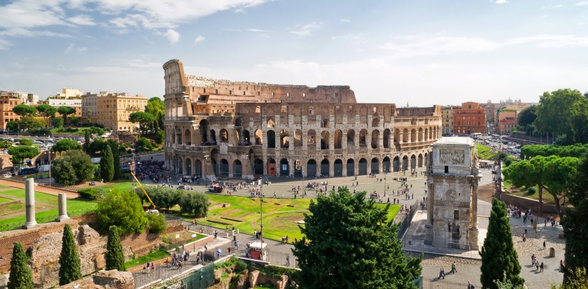 Heritage-History Tour in Rome