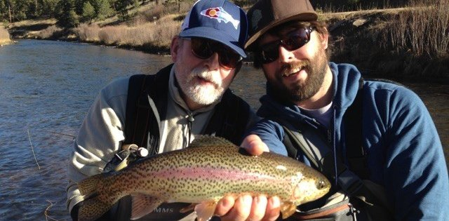Fly Fishing in Denver