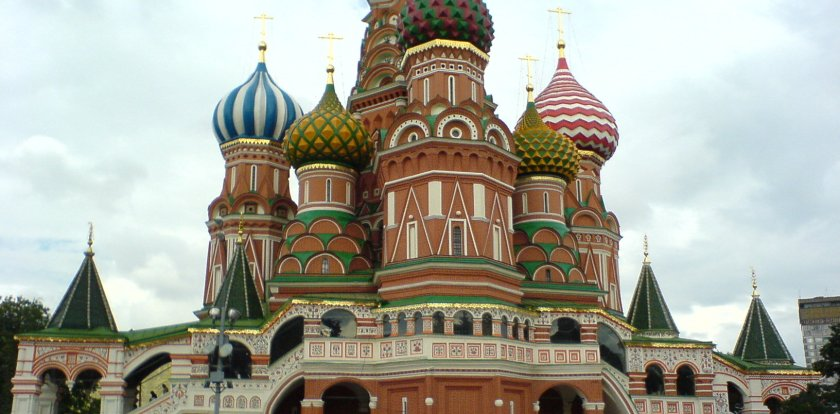 Walking Tour in Moscow