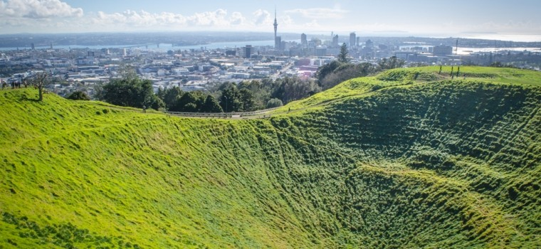 Explore Mount Eden