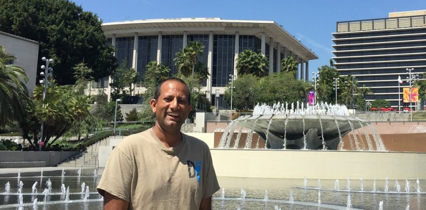 Heritage-History Tour in Los Angeles with Neel Sodha