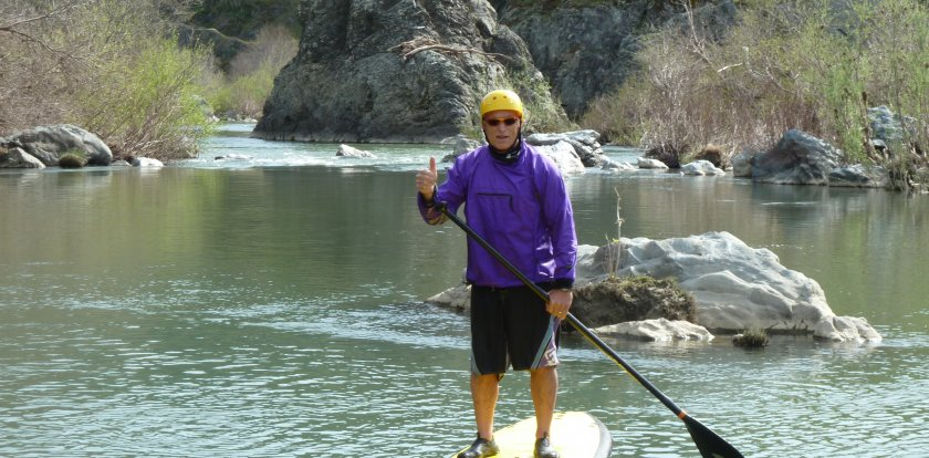 Stand Up Paddleboarding in California with Bill Mashek