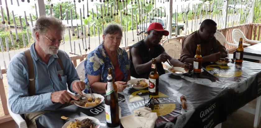 Cooking Tour in Douala