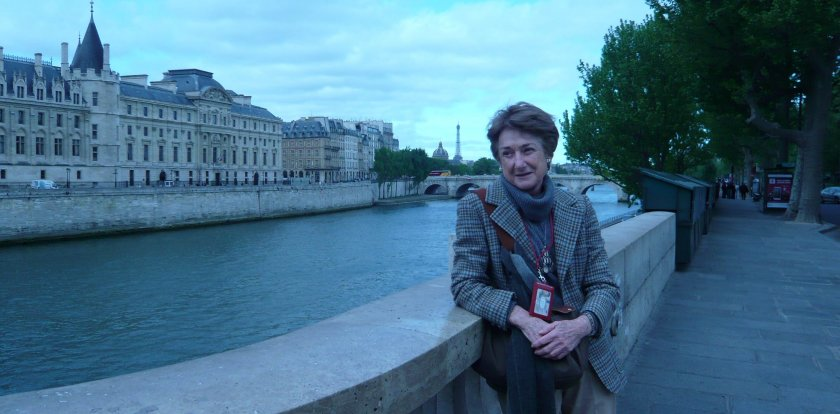 Walking Tour in Paris with Veronica Steverlynck