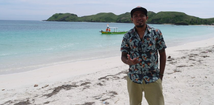 Private Tour in Lombok with Albert Alexander