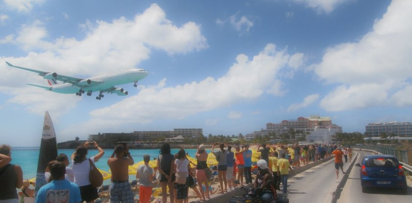 Beach Tour in St Maarten-Saint Martin
