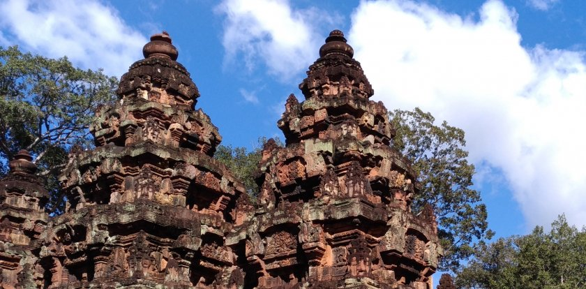 Archeological Tour in Siem Reap