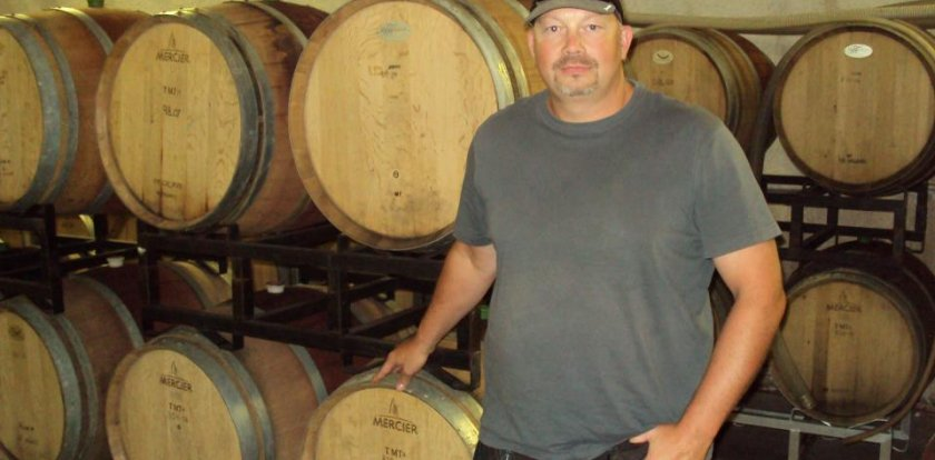 Wine Tour in Summerland with Patrick Van Minsel