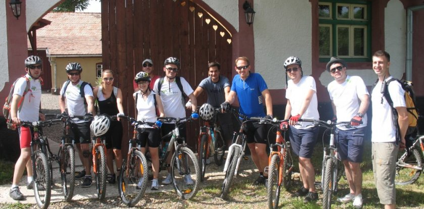 Cycling in Brasov