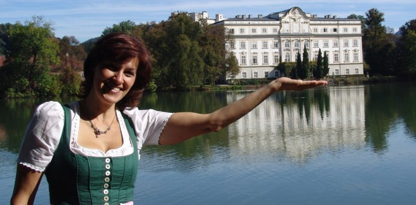 Film Location Tours in Salzburg with Michaela Muhr