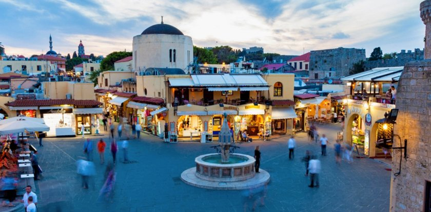 Cultural Immersion in Rhodes