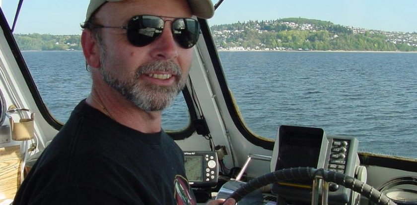 Scuba Diving in Tacoma with Captain Rick Myers