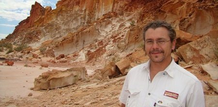 Walking Tour in Alice Springs with Ricky Orr