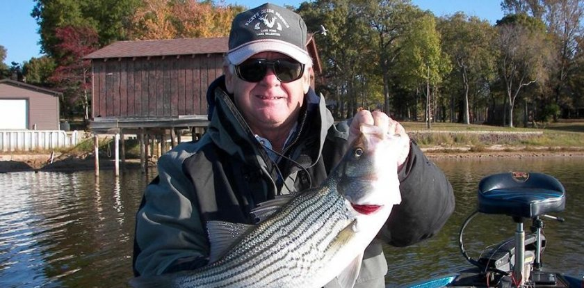Fishing in Flint with Ricky Vandergriff