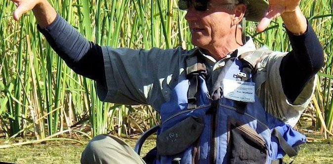 Bird Watching in Chokoloskee with Ron Wofford