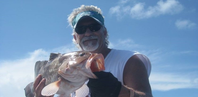 Fishing in Cape Coral with Captain Russ Walker