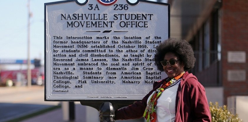 Heritage-History Tour in Nashville with Chakita Patterson