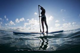 11 Reasons to try Stand Up Paddleboarding