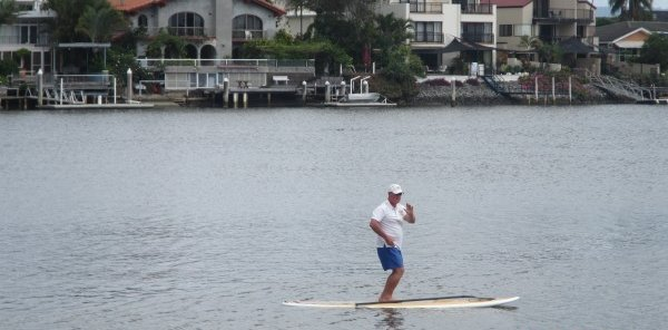 Stand Up Paddleboarding in Gold Coast