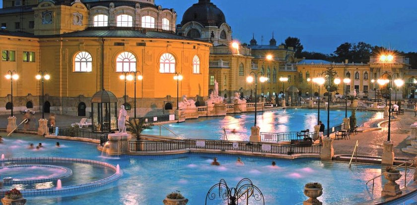 Wellness Retreat in Budapest