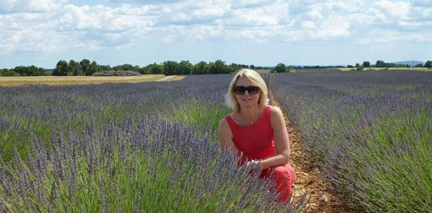 Flora Tour in Provence with Sarah Pernet