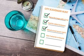 5 Reasons You Must Try A Travel Scavenger Hunt!