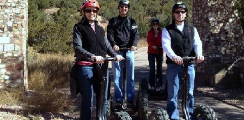 Segway Tour in Canon City
