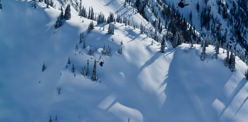Backcountry Skiing in Kaslo