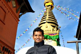Get to Know Nepal Guide Surya Shrestha