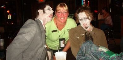 Ghost or Vampire Tour in Savannah with Tara Ryan