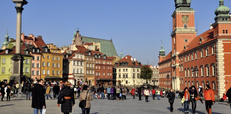 Heritage-History Tour in Warsaw