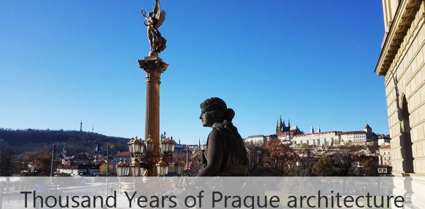 Architectural Tour in Prague
