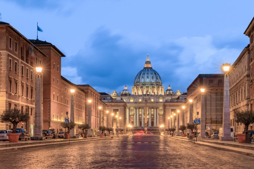 Tiziana's most popular itinerary is the Sistine Chapel and Vatican Museum tour