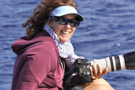 Get to Know Hawaii Wildlife Guide Tori Cullins