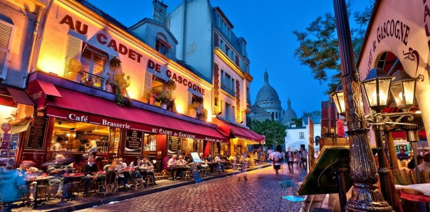 Photo Tour in Paris
