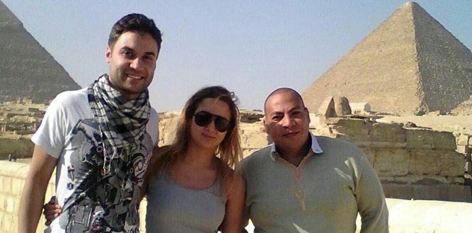 Heritage-History Tour in Cairo with Mohamed Ramadan
