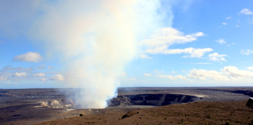 Volcano Tour in Hawaii