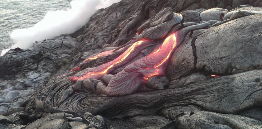 Lava Tour in Volcano