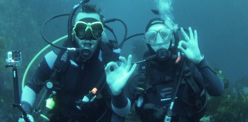 Scuba Diving in Auckland