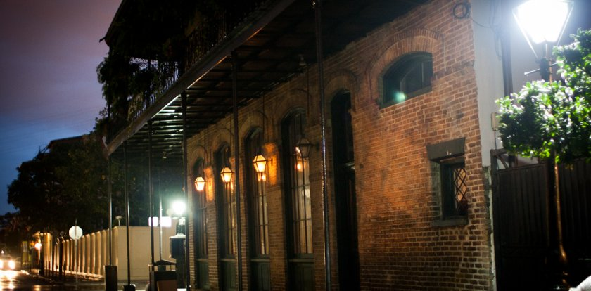 Ghost or Vampire Tour in New Orleans