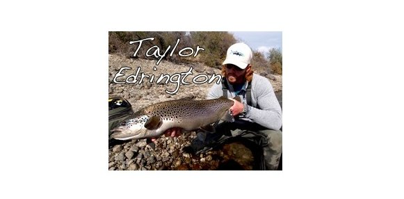 Fishing in Canon City with Taylor Edrington