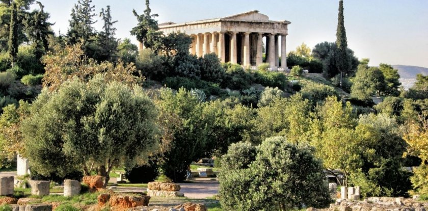 Heritage-History Tour in Athens