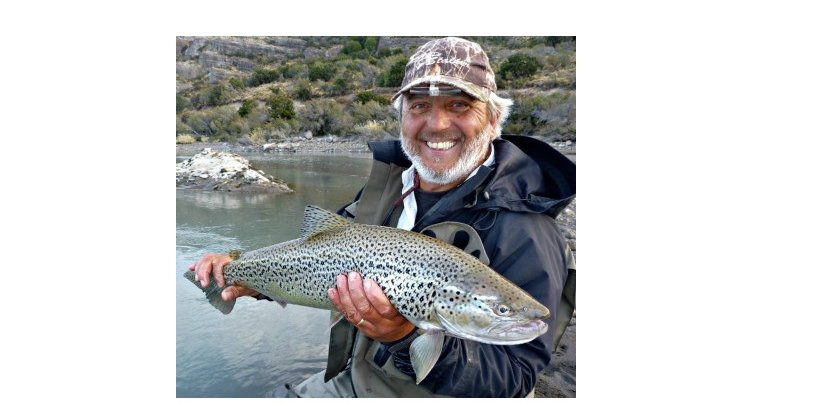 Fly Fishing in Coyhaique with Alex Prior